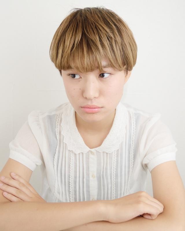 133853589494 - マッシュショート ベージュ yamakado_2